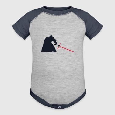 Kylo Ren Lightsaber - Baby Contrast One Piece