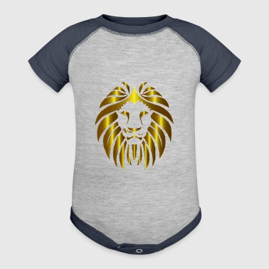Alba Jeans Golden Lion - Baby Contrast One Piece