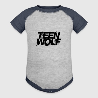 teen wolf - Baby Contrast One Piece