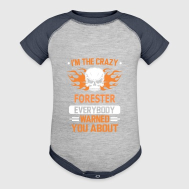 FORESTER - Baby Contrast One Piece
