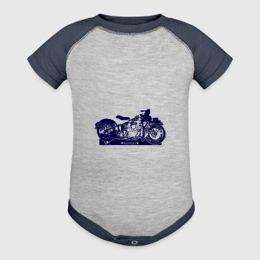 Taverniti motocycle - Baby Contrast One Piece