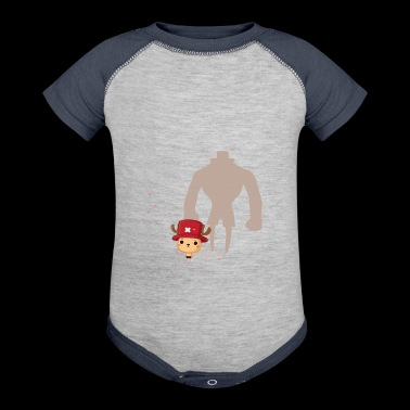 chopper - Baby Contrast One Piece