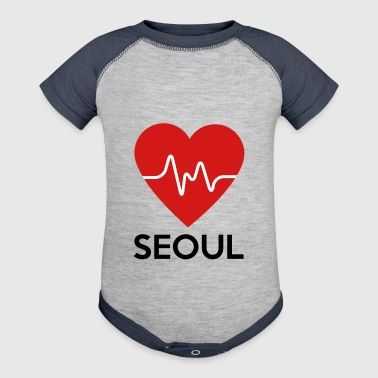 Heart Seoul - Baby Contrast One Piece