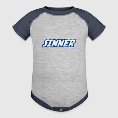 Sinner - Baby Contrast One Piece
