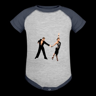 latin dance - Baby Contrast One Piece