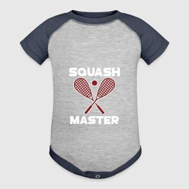 Squash Master - Baby Contrast One Piece