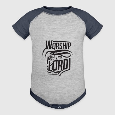 Worship - Baby Contrast One Piece