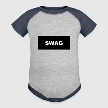 swag - Baby Contrast One Piece