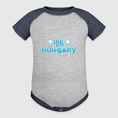 Mr Hungary - Baby Contrast One Piece