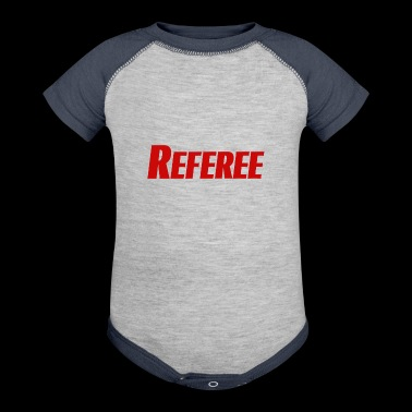 referee - Baby Contrast One Piece