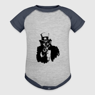 Uncle Corpse - Baby Contrast One Piece