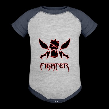 Fighter - Baby Contrast One Piece
