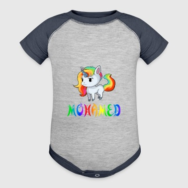 Mohamed Unicorn - Baby Contrast One Piece