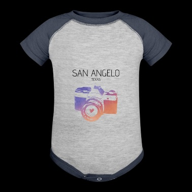 Camera San Angelo - Baby Contrast One Piece