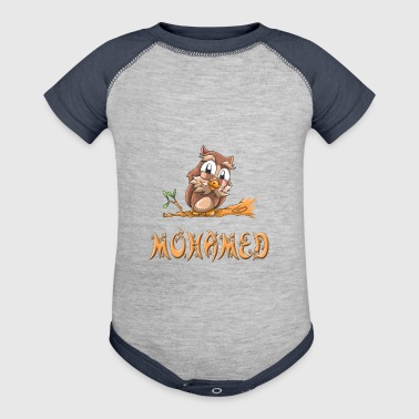 Mohamed Owl - Baby Contrast One Piece
