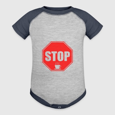STOP - Baby Contrast One Piece