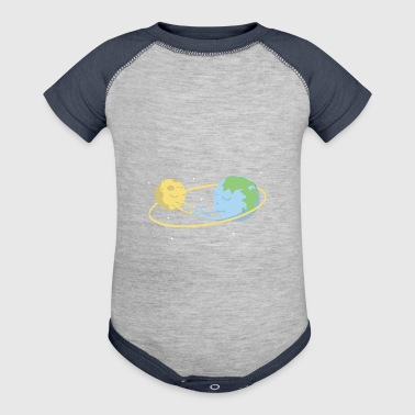Cute Planet Earth Day - Baby Contrast One Piece