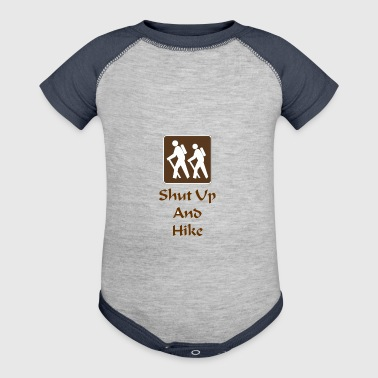 Hike - Baby Contrast One Piece