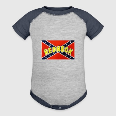 REDNECK - Baby Contrast One Piece