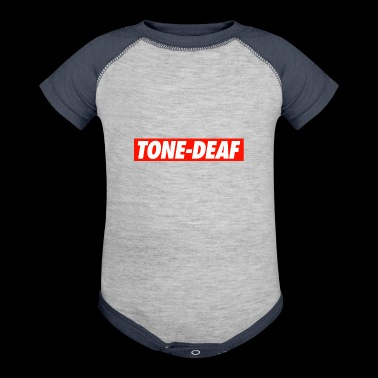 TONE-DEAF - Baby Contrast One Piece