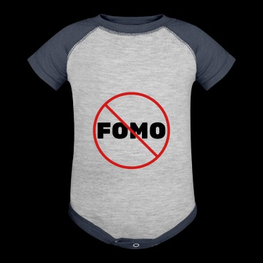 FOMO Prohibited - Baby Contrast One Piece