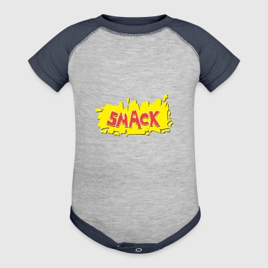 snack - Baby Contrast One Piece