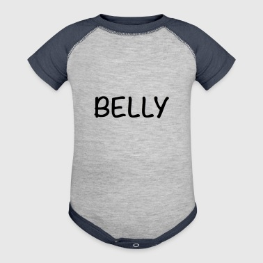 Belly Mug - Baby Contrast One Piece
