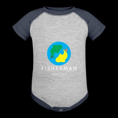 Fisherman - Baby Contrast One Piece