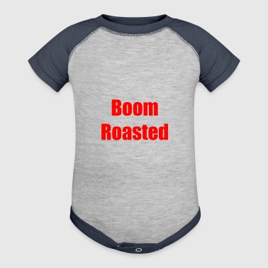 Boom Roasted - Baby Contrast One Piece