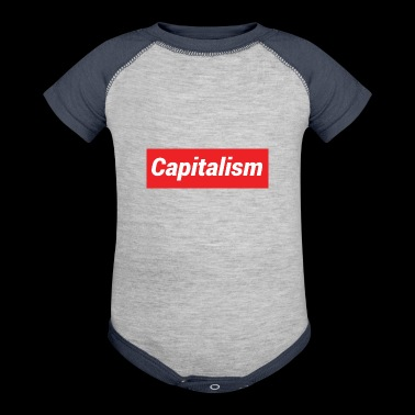 Capitalism - Baby Contrast One Piece