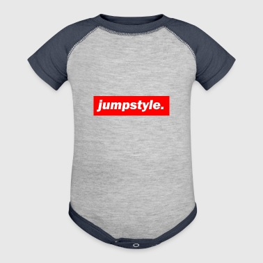 techno mischpult red bass bpm jumpstyle - Baby Contrast One Piece