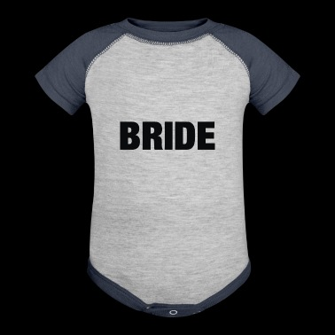 bride - Baby Contrast One Piece