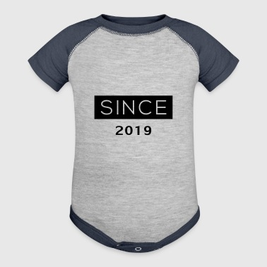 Since – 2019 - Baby Contrast One Piece