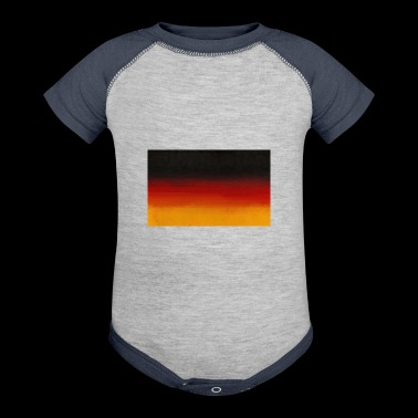 Flag of Germany - Baby Contrast One Piece