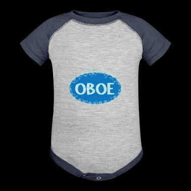 Winter Oboe - Baby Contrast One Piece