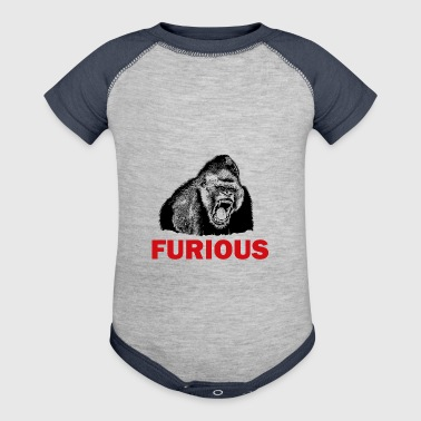 FURIOUS - Baby Contrast One Piece