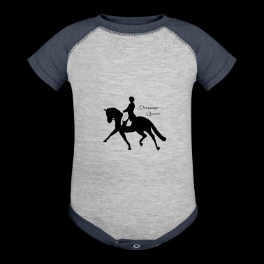 Dressage Queen - Baby Contrast One Piece