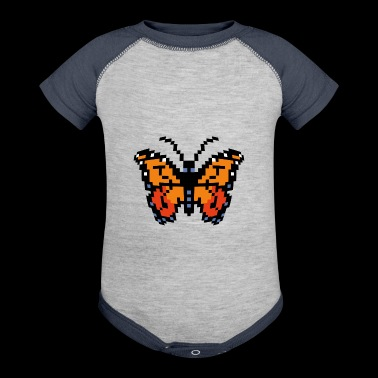 Monarchic Insect - Baby Contrast One Piece