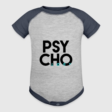 Psychology - Baby Contrast One Piece
