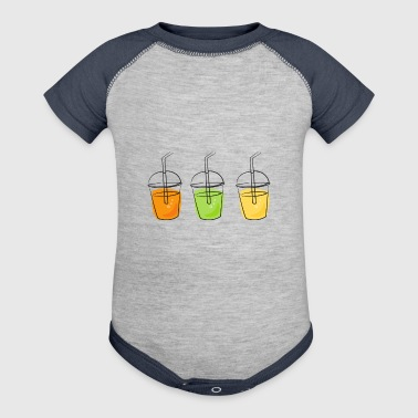 Drinks - Baby Contrast One Piece