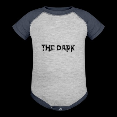 the dark - Baby Contrast One Piece
