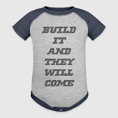 build it - Baby Contrast One Piece