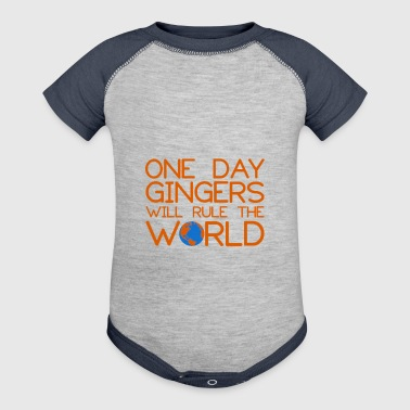 ginger - Baby Contrast One Piece
