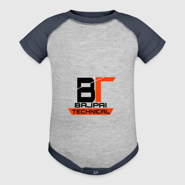 Technology tshirt - Baby Contrast One Piece