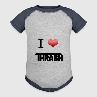 Love Thrash - Baby Contrast One Piece