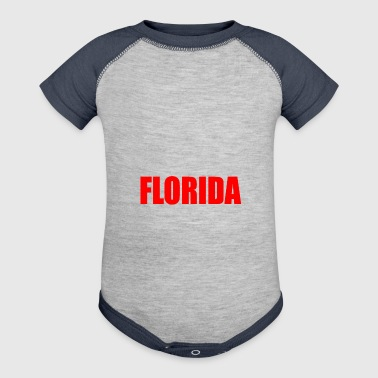 FLORIDA - Baby Contrast One Piece