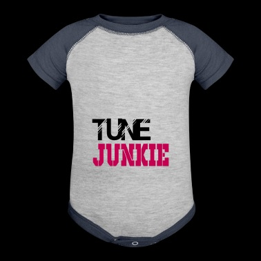 tune junkie - Baby Contrast One Piece