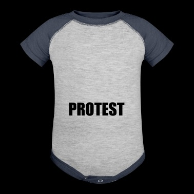 PROTEST - Baby Contrast One Piece