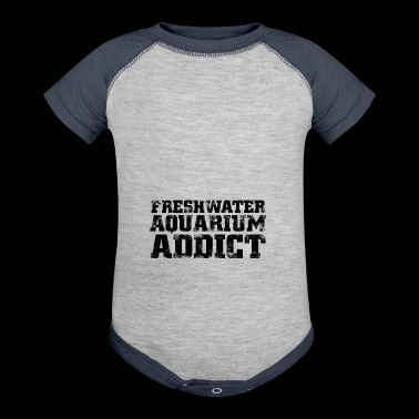 freshwater aquarium addict - Baby Contrast One Piece