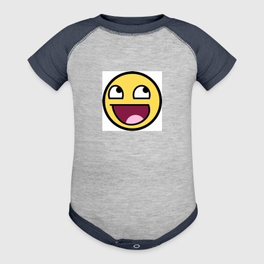 emojy nation - Baby Contrast One Piece